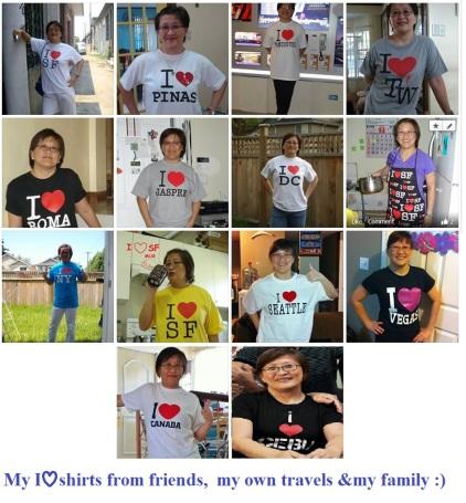 i ♥ shirts